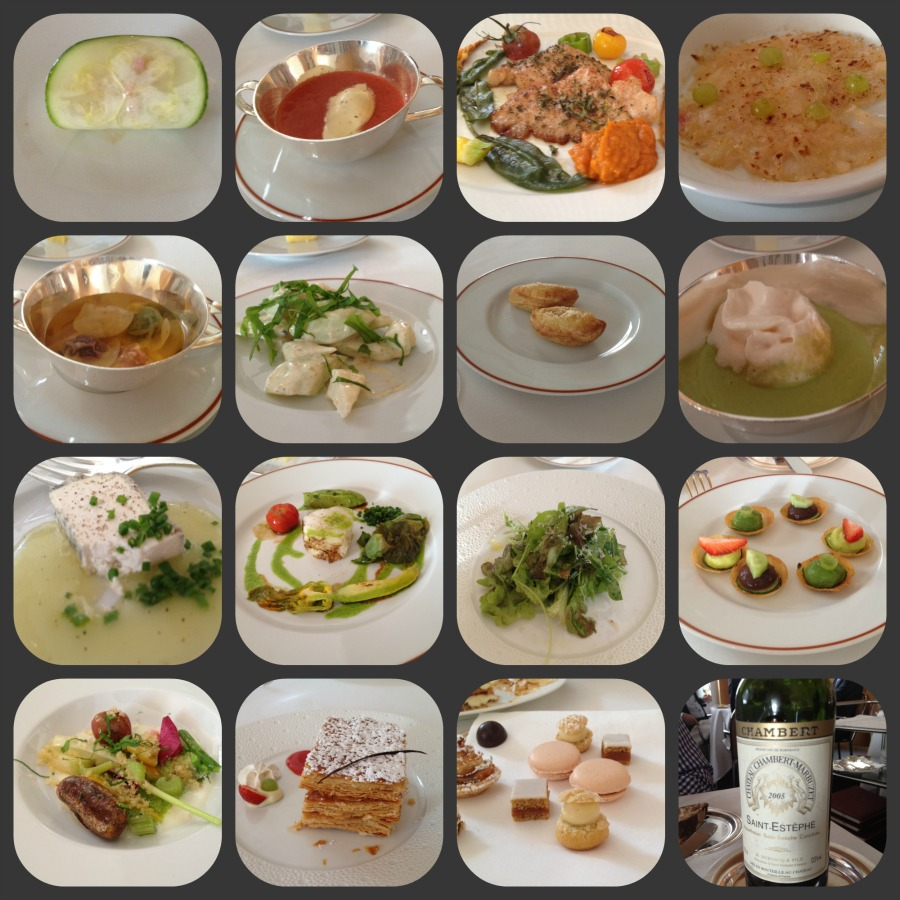 L'Arpege Courses via Food, Booze, & Baggage