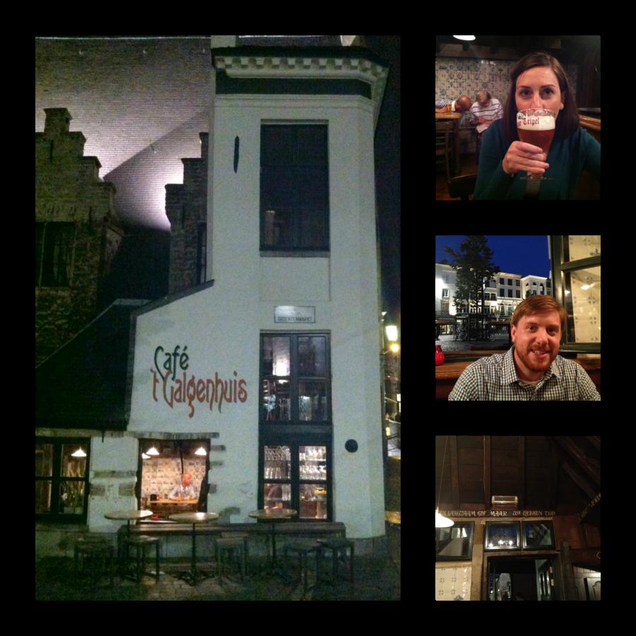 Cafe 't Galgenhuisje Ghent Belgium via Food, Booze, & Baggage