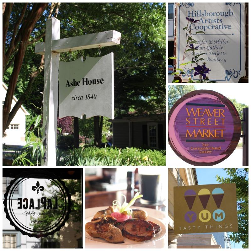 Hillsborough via Food, Booze, & Baggage