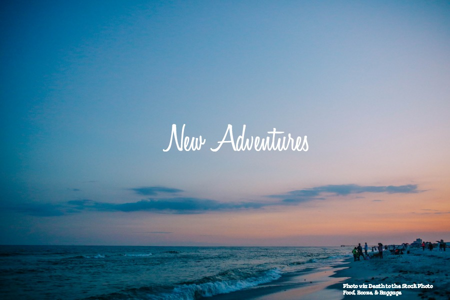 New Adventures via Food, Booze, & Baggage