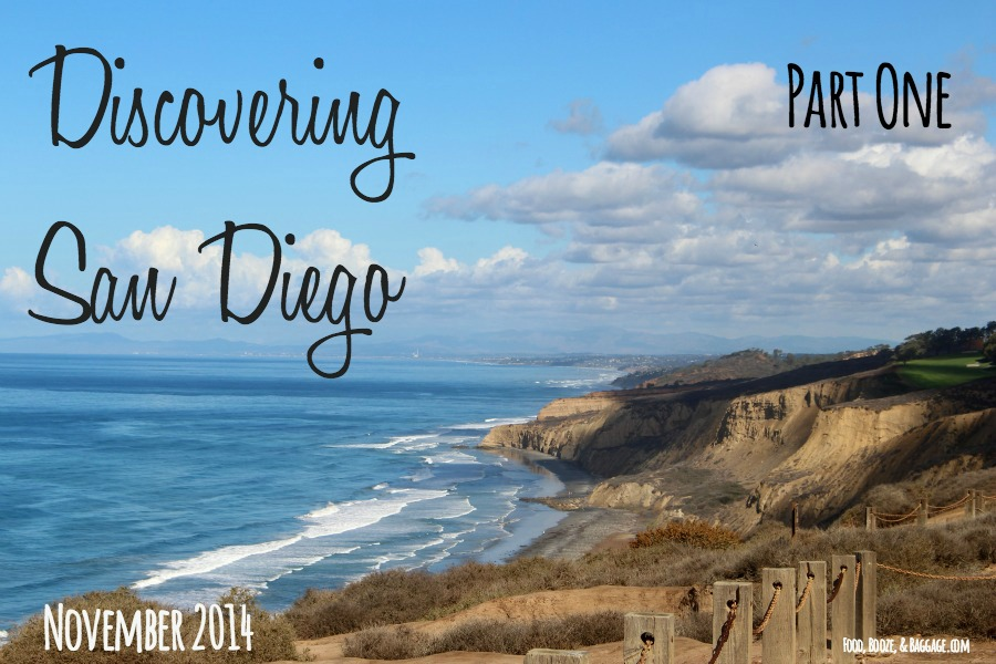 November Discovering San Diego Part One
