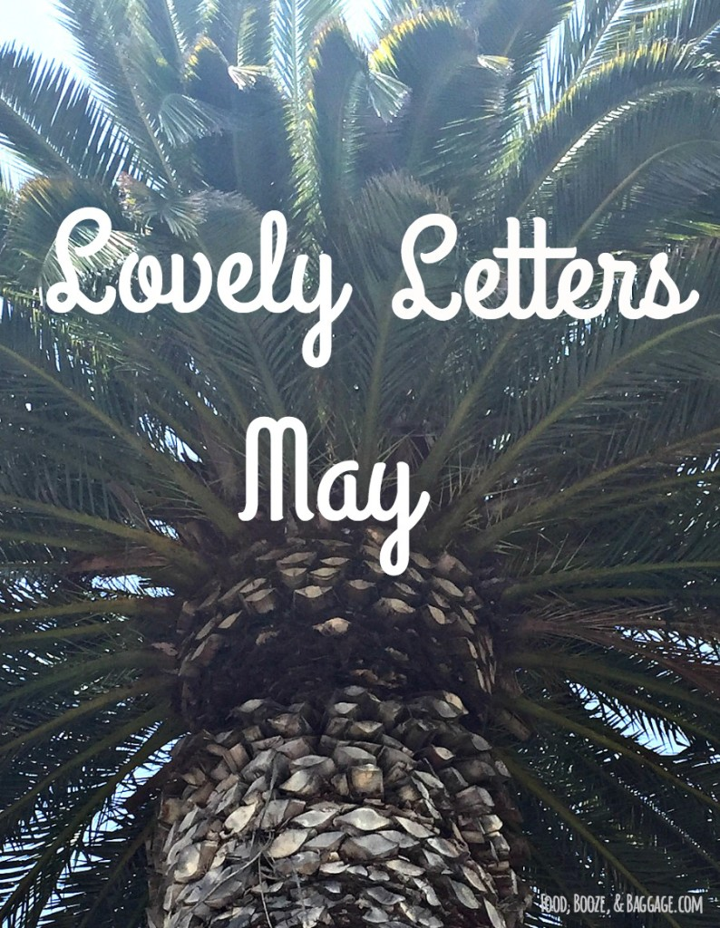 Lovely Letters May