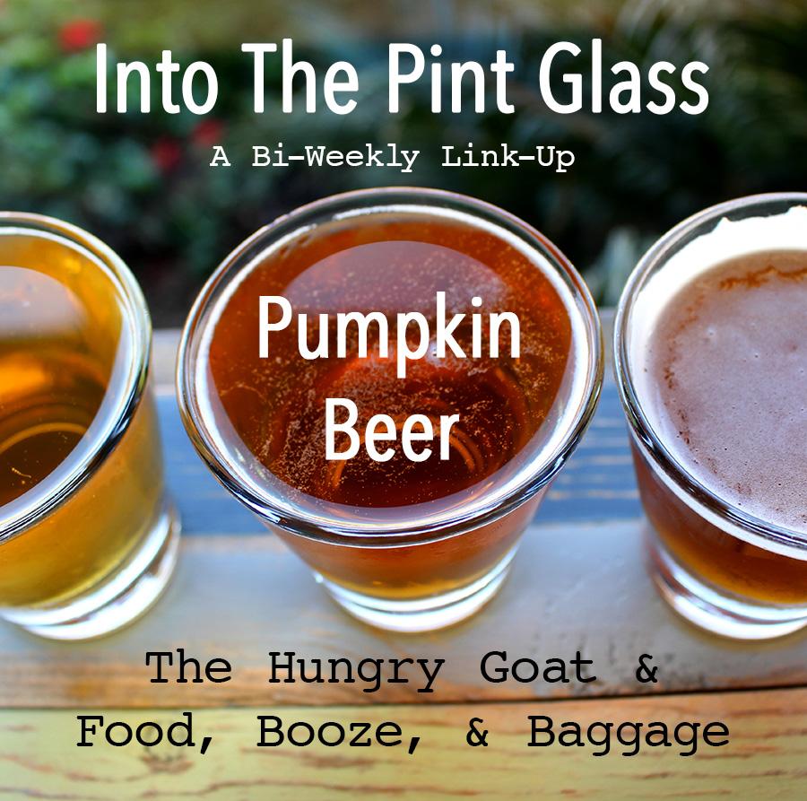 Into The Pint Glass: Exploring Pumpkin Beers