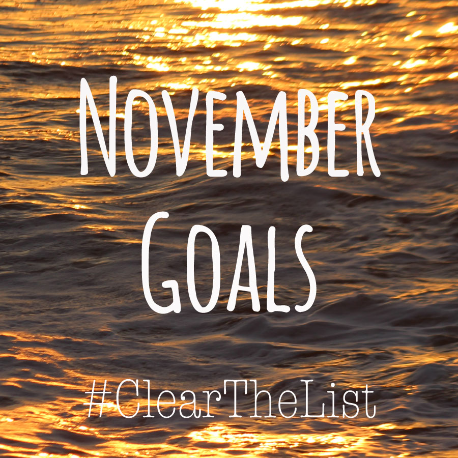 Clear The List a linkup of goal setters